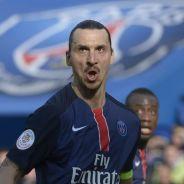"""Zlatan Ibrahimovic quitte le PSG en """"légende"""", Twitter le trolle"""