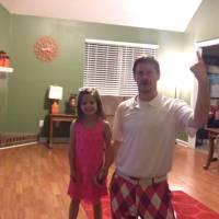 Justin Timberlake craque sur ce père et sa fille qui dansent sur Can't stop the feeling