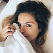 Clara Morgane sublime et sexy : selfie au naturel et photo nue sur Instagram