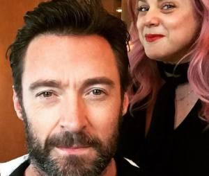 Hugh Jackman se laisse pousser la barbe pour Wolverine 3.