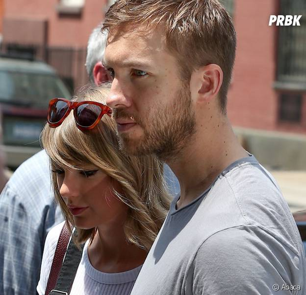 Taylor Swift et Calvin Harris séparés : rupture par le couple