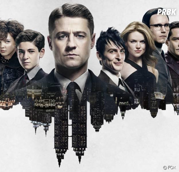 Gotham : premières infos sur la saison 3