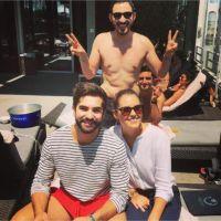Kendji Girac et Marine Boudou en couple ? Elle réagit sur Facebook