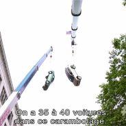 "Fast and Furious 8 : des ""voitures zombies"" dans une séquence spectaculaire"