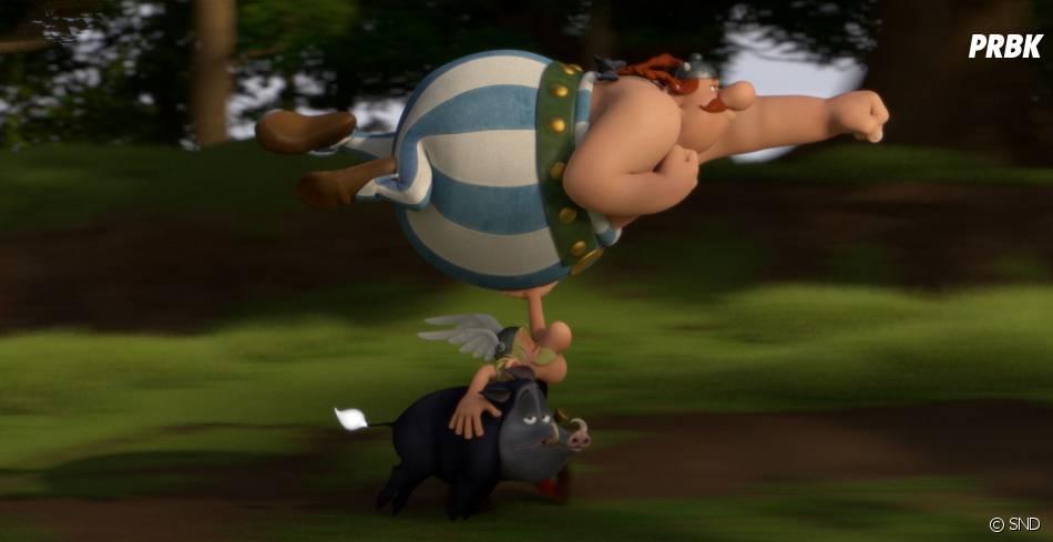 Astérix - Le Domaine des Dieux : les gaulois de retour