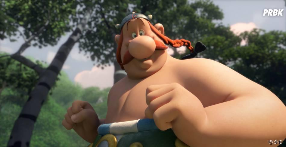 Astérix - Le Domaine des Dieux : le premier film d'animation 3D sur les gaulois