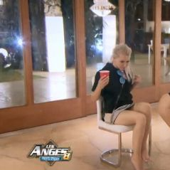 Aurélie Preston (Les Anges 8) : son strip-tease pour Andréane 🔥
