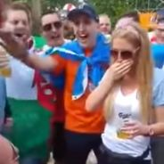 Euro 2016 : un supporter fait sa demande en mariage dans la fan zone 💍