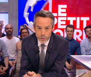 Yann Barthès présentait son dernier Petit Journal, rallumant une clope avec Catherine Deneuve pour boucler la boucle.