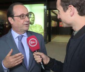 François Hollande donne un dernier conseil au Petit Journal : garder leur liberté.