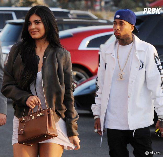 Kylie Jenner et Tyga de nouveau en couple ?