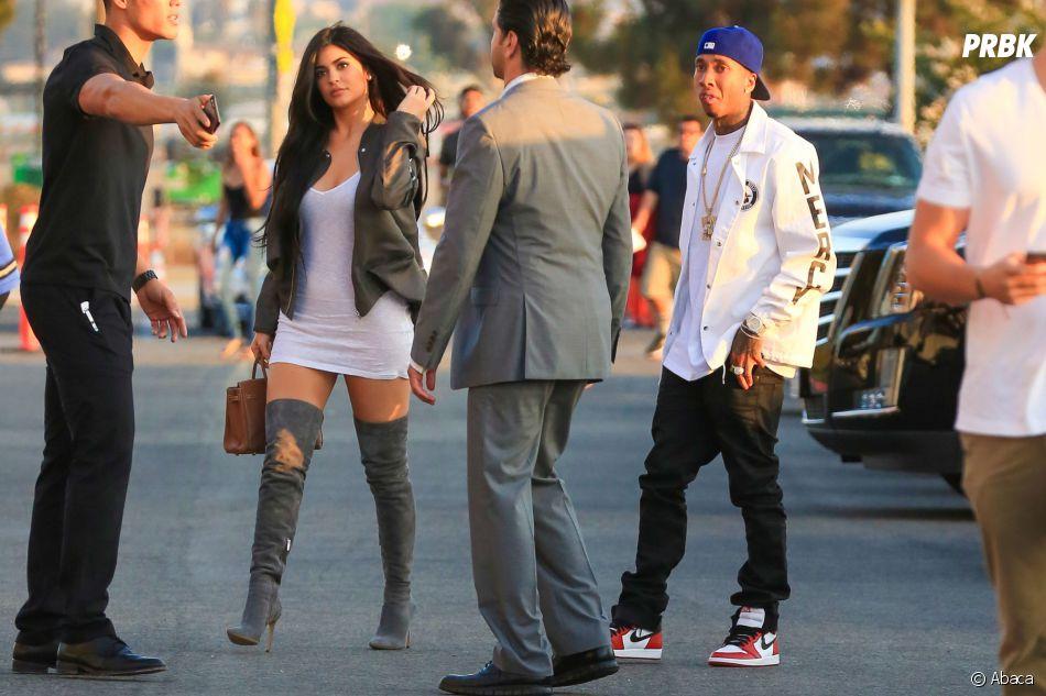 Kylie Jenner et Tyga s'affichent ensemble après leur rupture