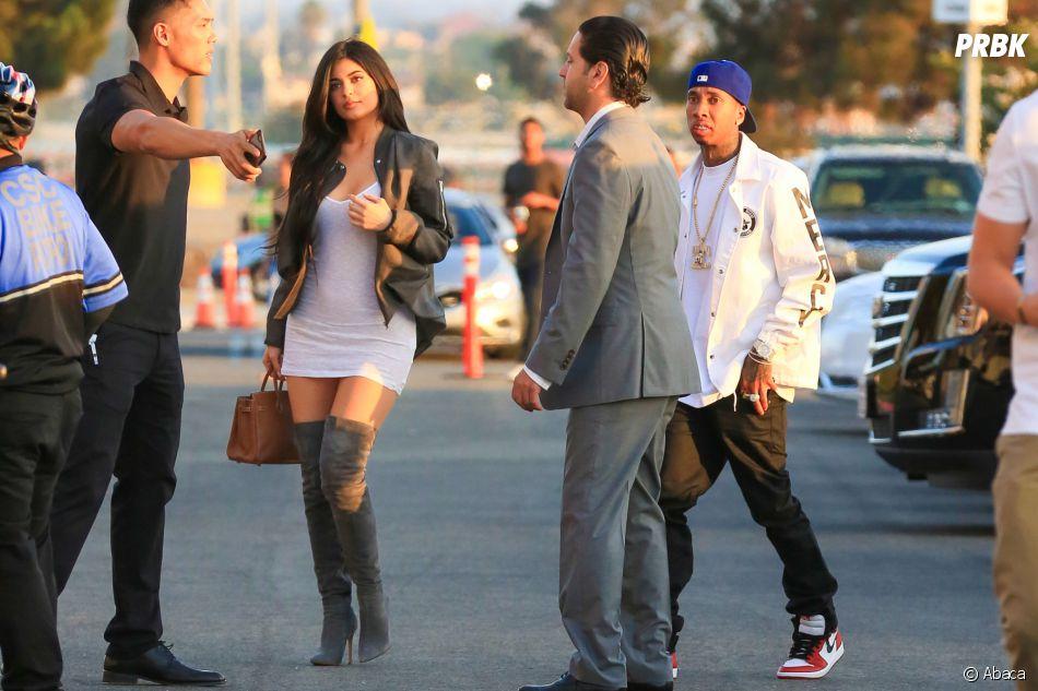 Kylie Jenner et Tyga se donnent-ils une seconde chance ?