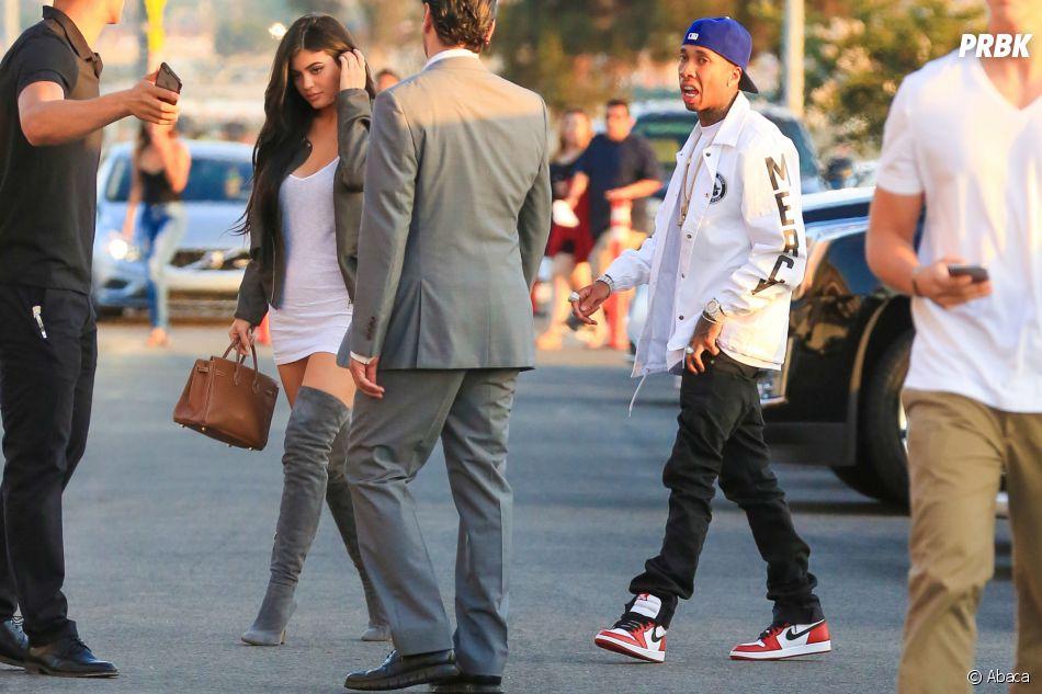 Kylie Jenner et Tyga réunis à Los Angeles