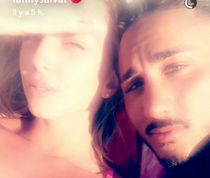 Vivian Grimigni et Fanny Salvat très proches sur Snapchat