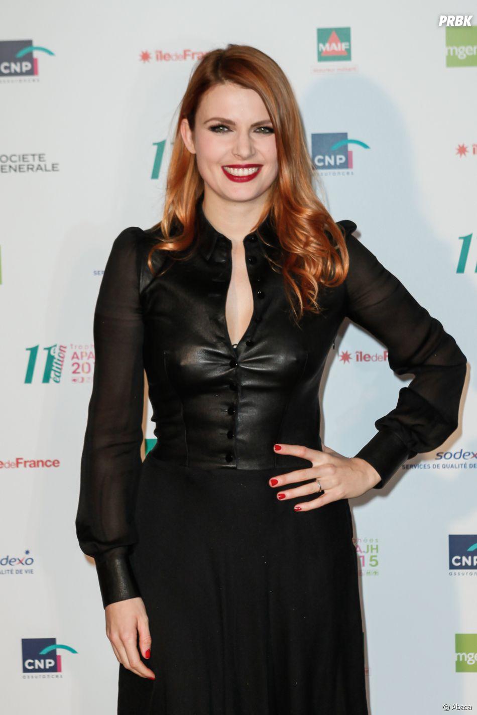 Elodie Frégé, jury sexy de Nouvelle Star 2016