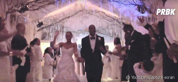 Tina Knowles Lawson, la mère de Beyoncé, a dessiné sa robe de mariée