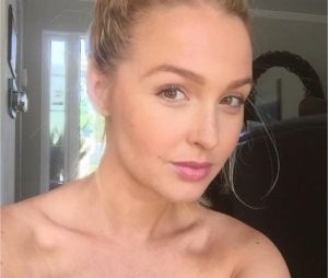 Camilla Luddington (Grey's Anatomy) passe au blond pour les vacances