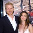 Kevin McKidd (Grey's Anatomy) et sa femme Jane séparés