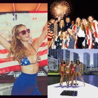 Taylor Swift, Kim Kardashian, Selena Gomez... Le 4 juillet sexy des stars sur Instagram 🇺🇸