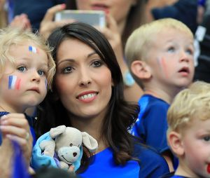 Jennifer Giroud et sa fille de trois ans, Jade