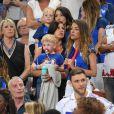 Ludivine Payet en pleurs après la défaite des Bleus