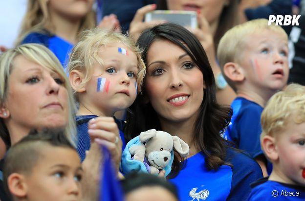 Jennifer Giroud et sa fille Jade