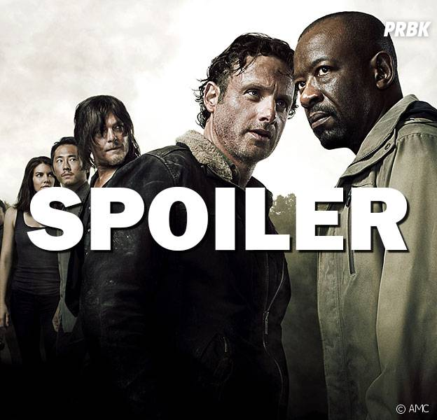 The Walking Dead saison 7 : Negan se dévoile en images