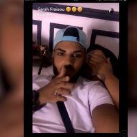Sarah Fraisou (Les Anges 8) et Malik ont-ils déjà rompu ? Ils répondent sur Snapchat