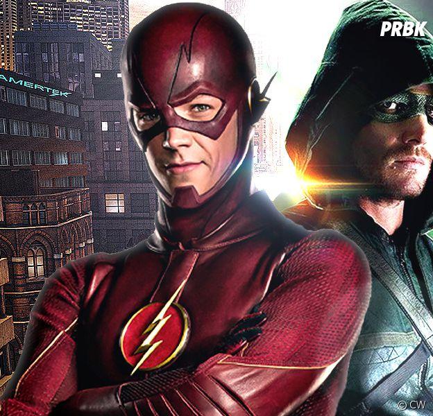Arrow saison 5, The Flash saison 3 : les premières bandes-annonces