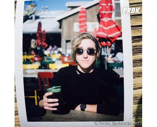 Alicia Cargile, petite amie de Kristen Stewart.