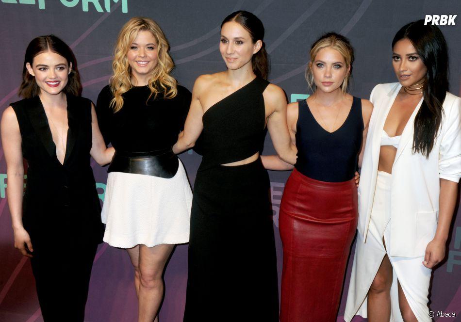 Pretty Little Liars saison 7 : les filles au complet