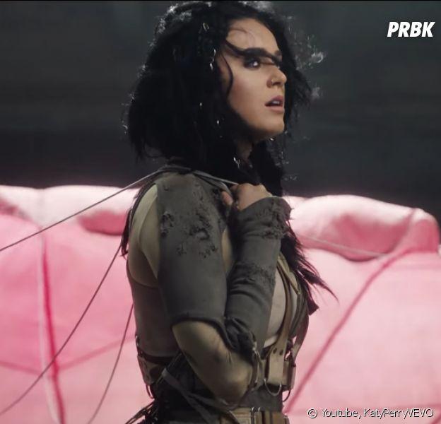 """Katy Perry accusée de plagiat pour son clip """"Rise"""""""