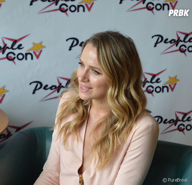 The Flash saison 2 : Shantel VanSanten en interview pour PureBreak