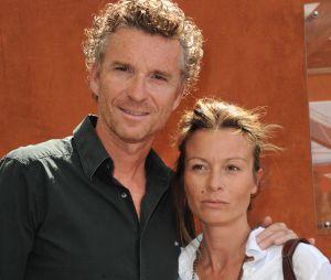 Denis Brogniart et Hortense en couple depuis 2003