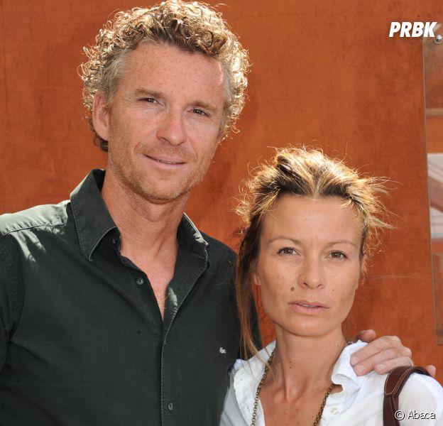 Denis Brogniart raconte comment il a rencontré Hortense