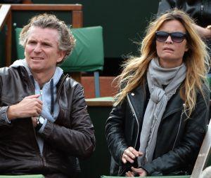 Denis Brogniart et Hortense mariés depuis 2007