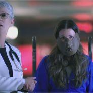Scream Queens saison 2 : Lea Michele devient Hannibal Lecter dans la bande-annonce