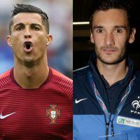 Cristiano Ronaldo critiqué par Hugo Lloris après la défaite des Bleus à l'Euro 2016