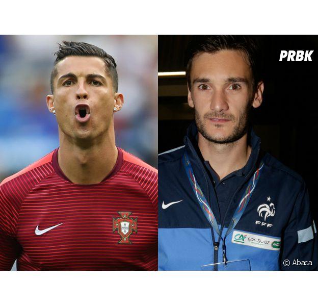 Cristiano Ronaldo critiqué par Hugo Lloris après la finale de l'Euro 2016