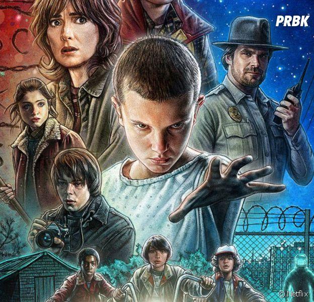 Stranger Things : Netflix commande une saison 2