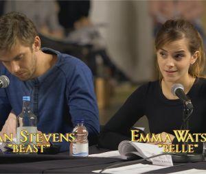 La Belle et la Bête : nouvel extrait avec Emma Watson et Dan Stevens