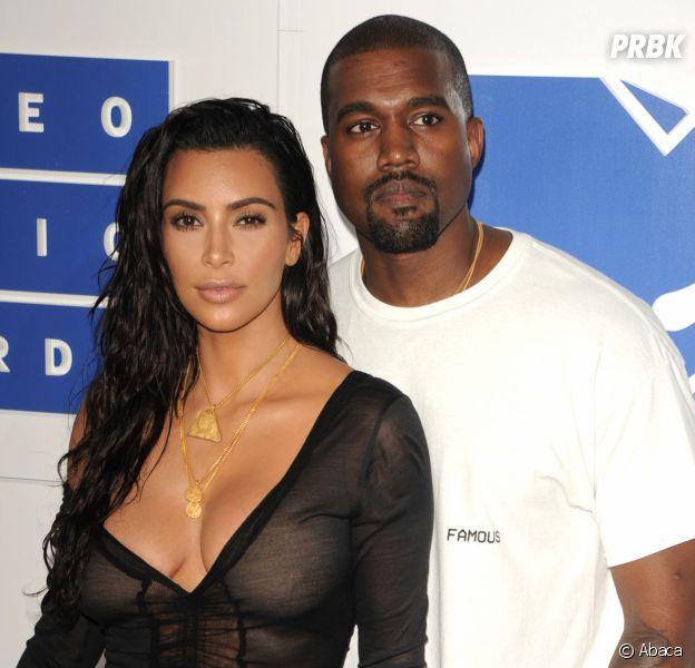 Kim Kardashian et Kanye West séparés ?