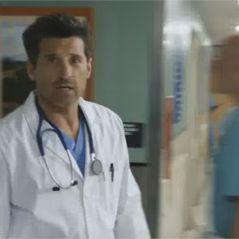 Grey's Anatomy : Patrick Dempsey renfile la blouse pour la bonne cause