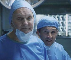 Les docteurs cultes de la télé réunis pour une pub