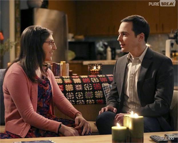 The Big Bang Theory saison 10 : Sheldon et Amy vont vivre ensemble
