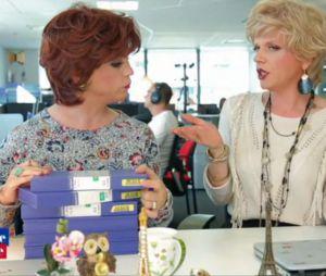 Catherine et Liliane (Quotidien) se moquent de TPMP et taclent les chroniqueurs !