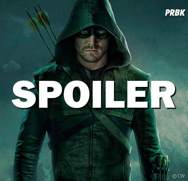Arrow saison 5 : un personnage mort bientôt de retour