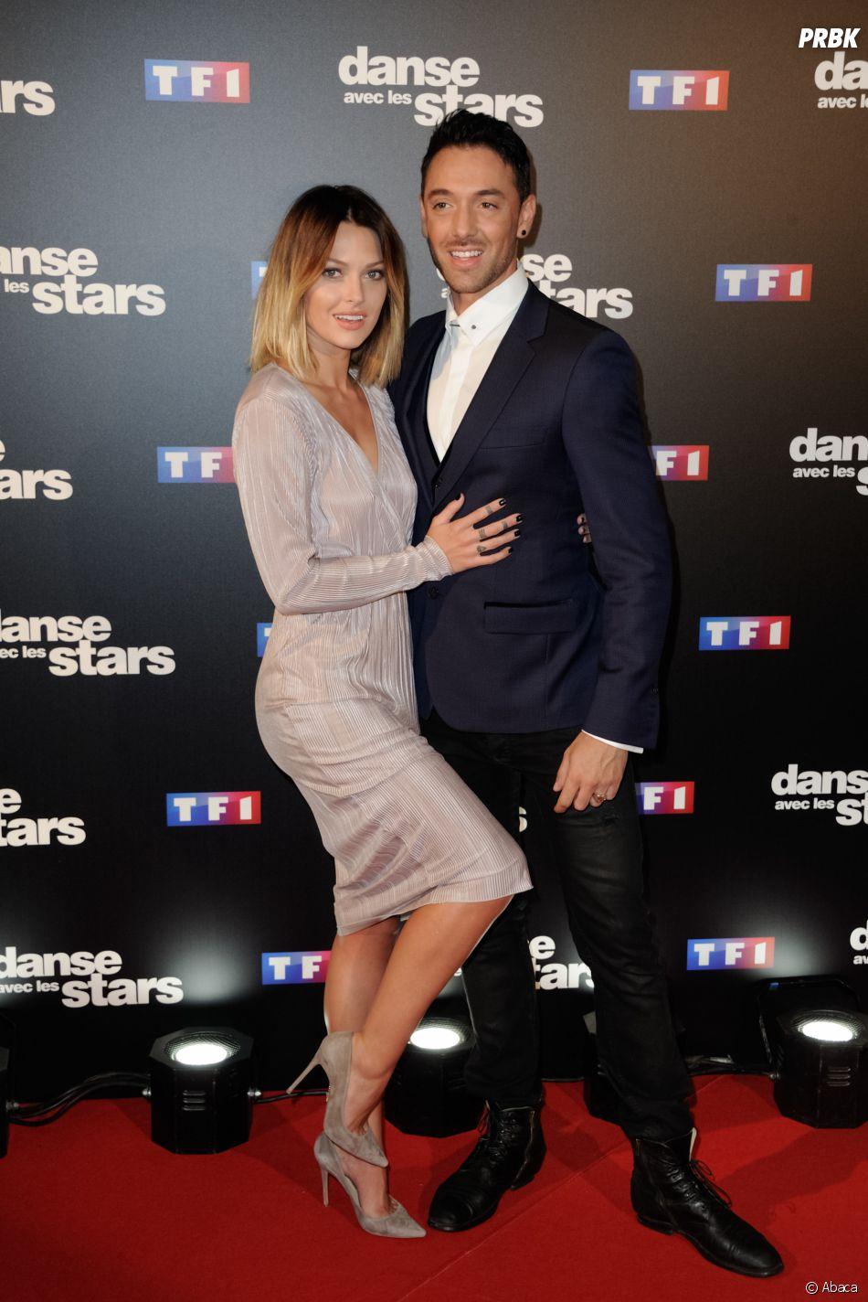 Caroline Receveur dansera avec Maxime Dereymez dans Danse avec les stars 7.