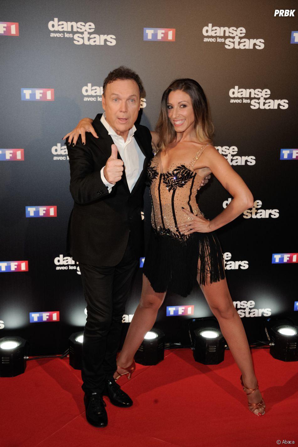 Julien Lepers dansera avec Silvia Notargiacomo dans Danse avec les stars 7.